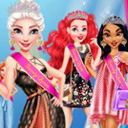 disney beauty pageant  who is the winner of the beauty