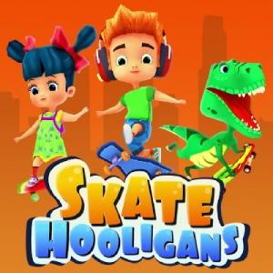 Skate Hooligans – The excited 3D running game - Friv3play.net
