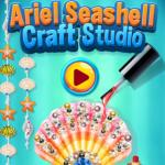 Ariel Seashell Craft Studio