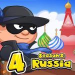 Bob The Robber 4: Russia