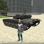 Cars Thief 2: Tanks