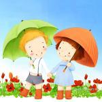 Cartoon Childrens Day Puzzle