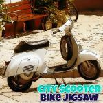 City Scooter Bike Jigsaw