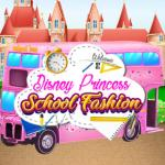 Disney Princess School Fashion