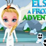 Elsa Frozen Adventure Snowgies