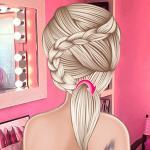 Elsa Wedding Hair Design