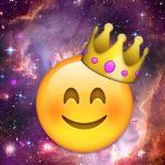 Emojis in Space