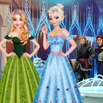 Frozen Sisters Royal Prom