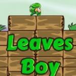 Leaves Boy