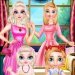 Little Princess And Adult Princess