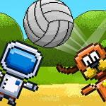 Pixel Volleyball