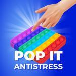 Pop It Antistress: Fidget Toy