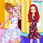 Princess Fashion Dress Up