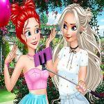Princesses Bffs Selfies