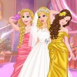 Princesses Bffs Wedding