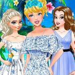 Princesses Cocktail Party