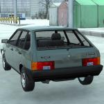 Russian Taz Driving