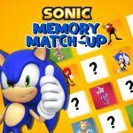 Sonic Memory Match Up