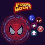 Spiderman Match 3 Puzzle