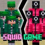 Squid Game Craft Maps for Minecraft PE