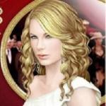 Taylor Swift Fantasy Hair