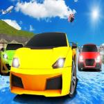 Water Car Slide Game New