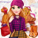 Year Round Fashionista: Rapunzel